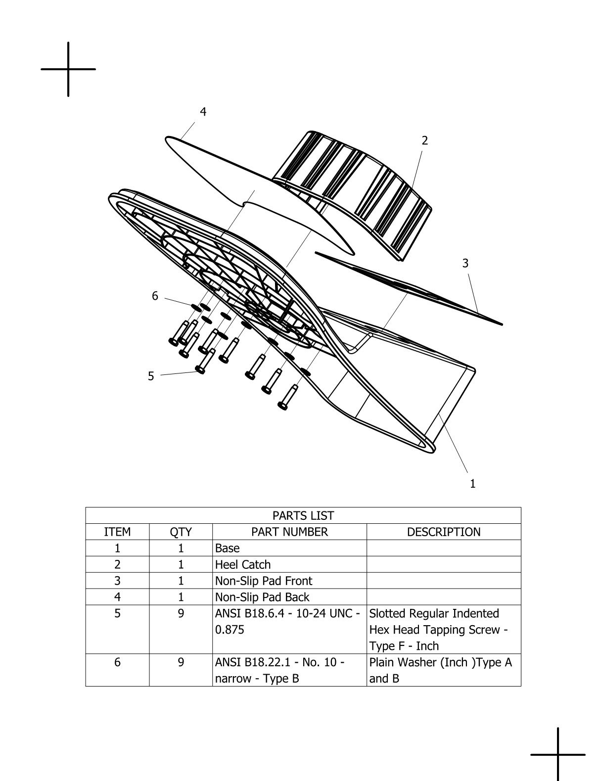 patent drawing debooter
