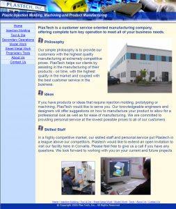 Plastech inc home page